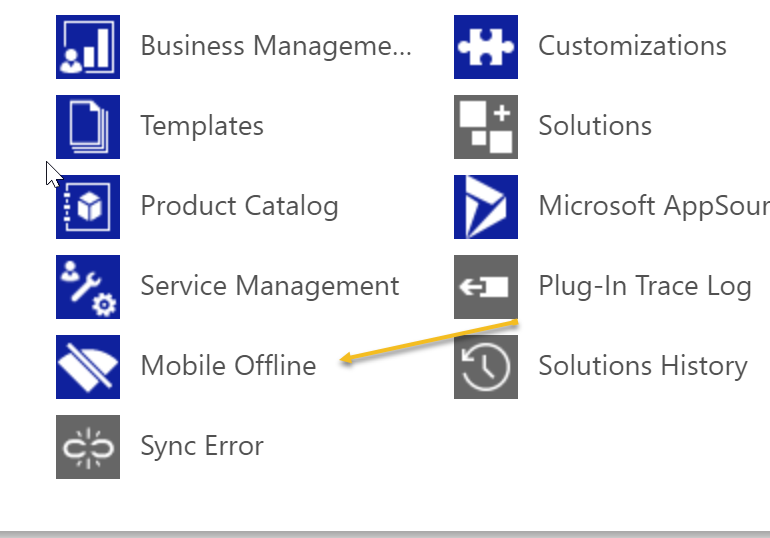 Tip #1262: Dynamics 365 Mobile Offline: it's baaaaack! | Dynamics